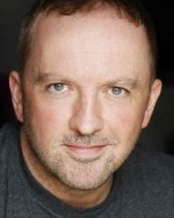 "Keith Fleming as ""Lesley"""
